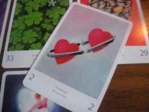 Astrologie : tarot de l'amour